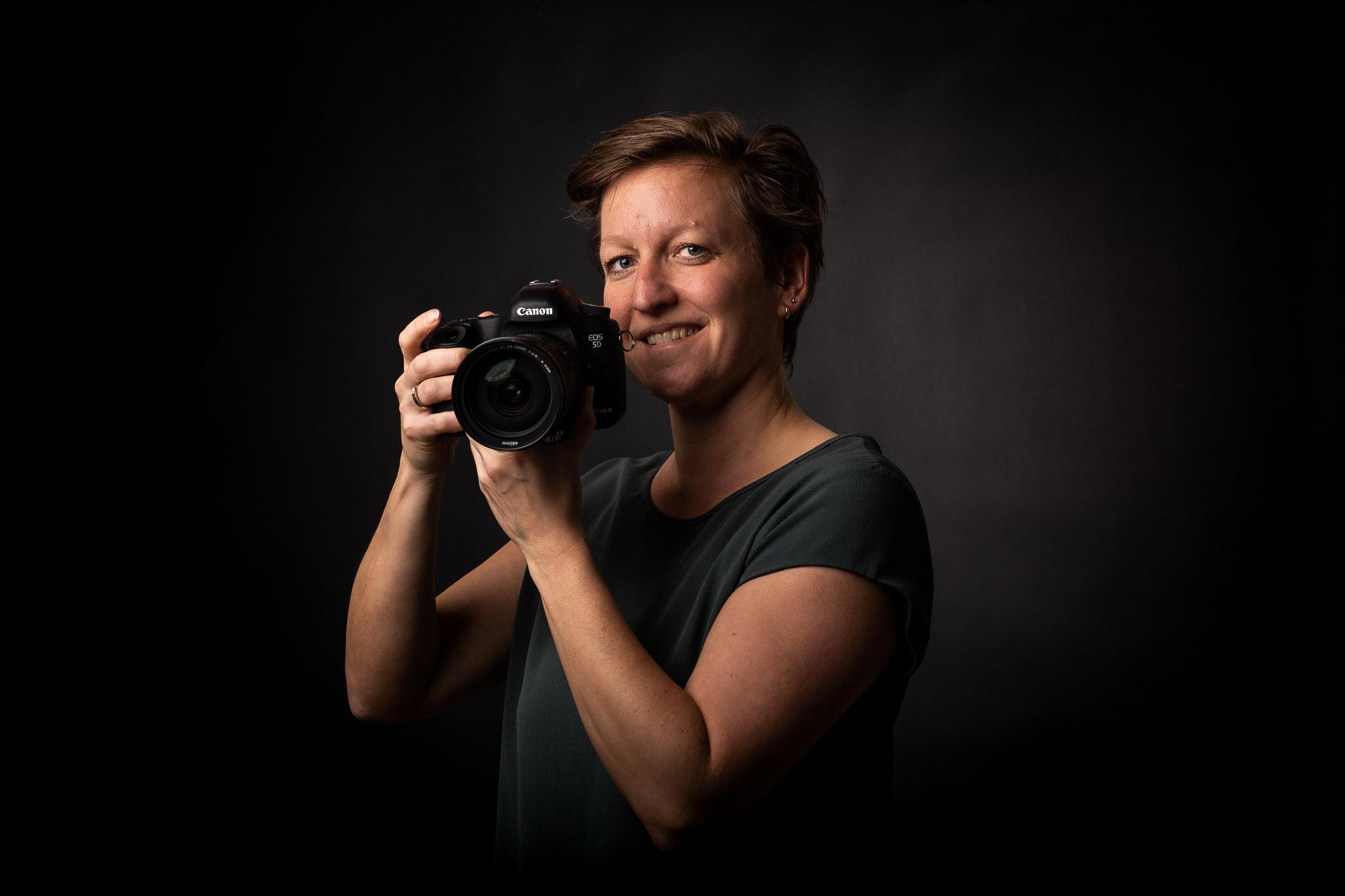 zelfportret miranda van assema fotografie